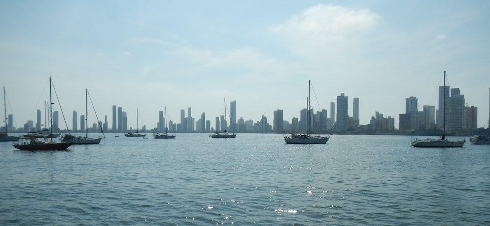 Cartagena bruist van de cultuur