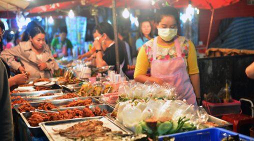 Nightmarket Chiang Mai