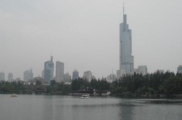 Xuanwu Lake Nanjing