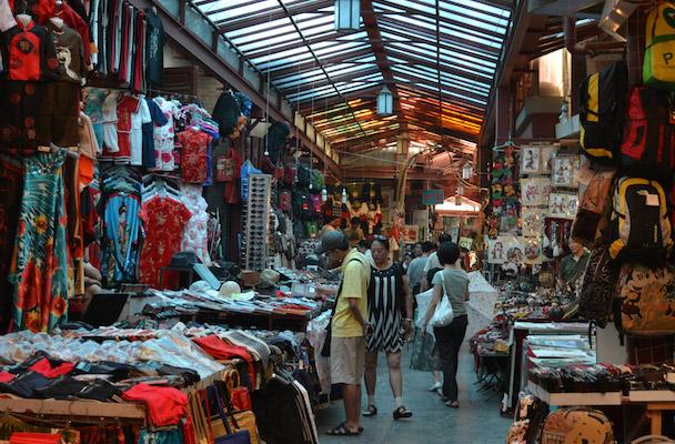 bazaar Xi'an