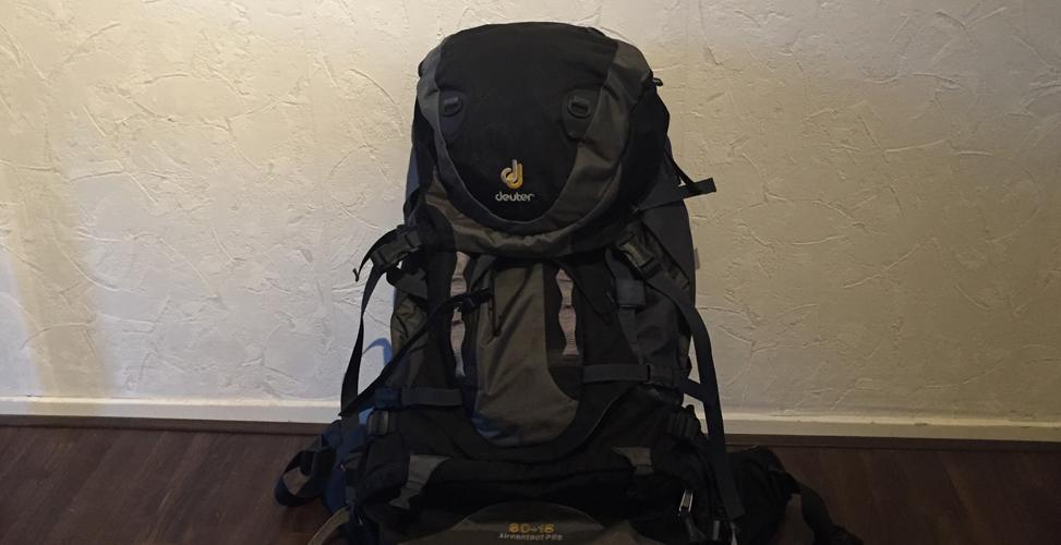Checklist backpacken