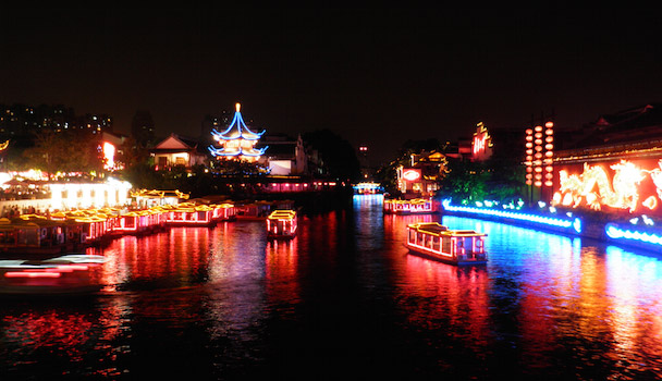 nachtleven Nanjing