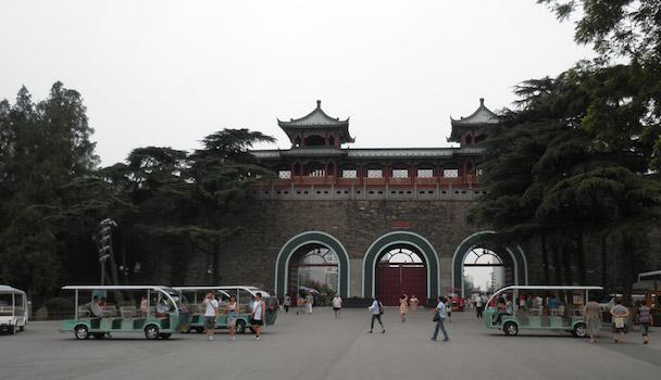 Nanjing stadspoort