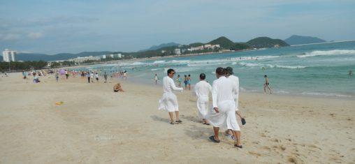 Sanya China strand
