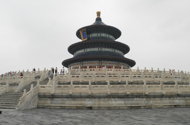 Prachtige Temple of Heaven