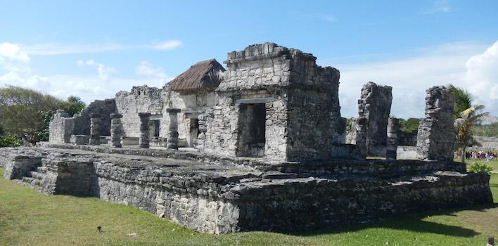 Tulum Maya opgravingen