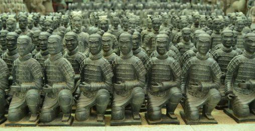 Xi'an terracotta leger