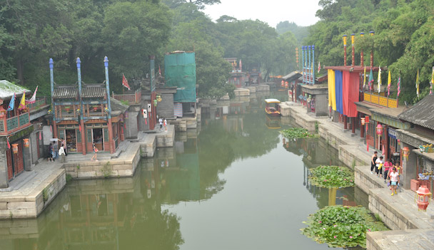 Zomerpaleis in Beijing