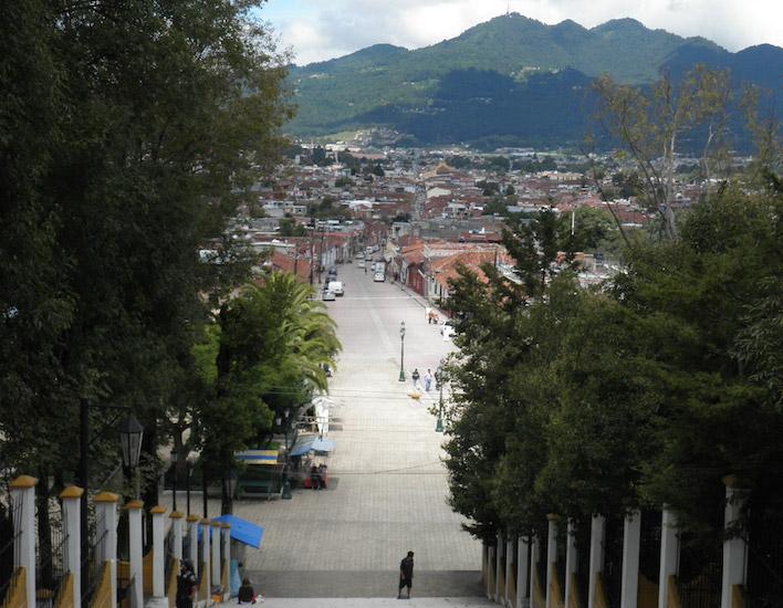 Uitzichtpunt San Cristobal