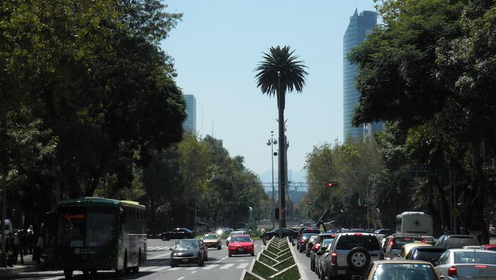 La Reforma Mexico City