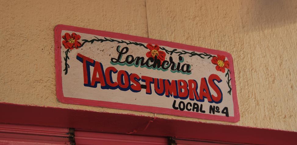 Isla Mujeres restaurant