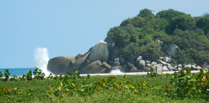 Nationale Park Tayrona