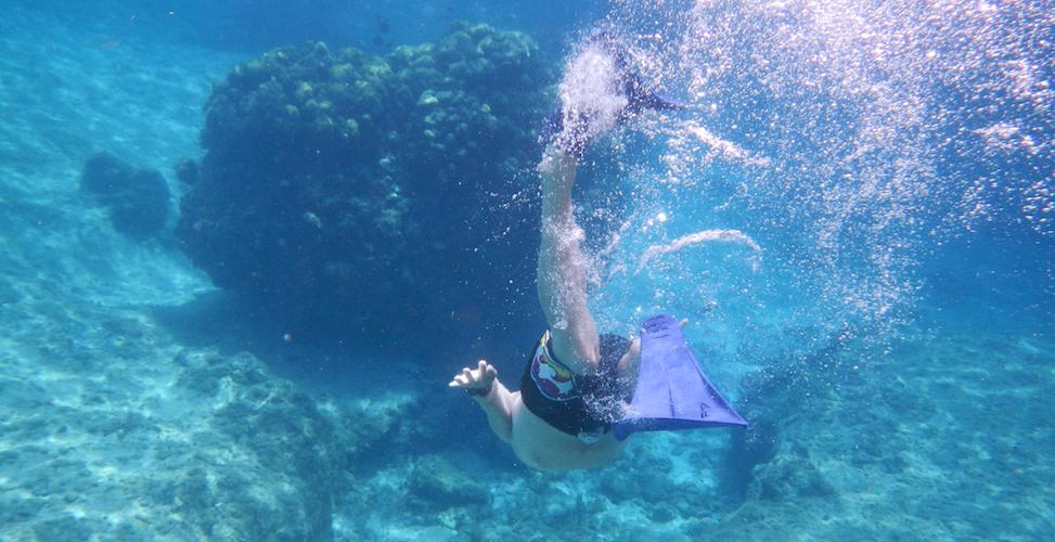 Snorkelen in Cozumel