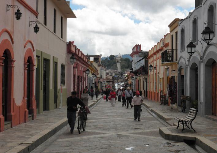 Real de Guadalupe in San Cristobal de las Casas