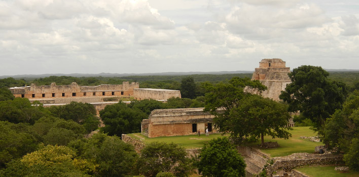 Uxmal Nunnery Quadrangle