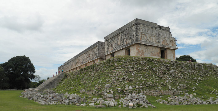 Uxmal Governer Palace