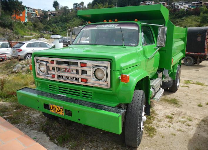 GMC 7000 1982