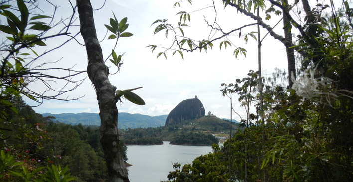 La Piedra Guatape