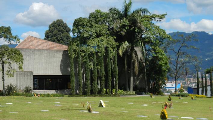 Begraafplaats Pablo Escobar