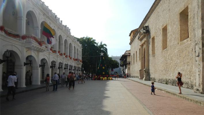 Calle 34 Cartagena