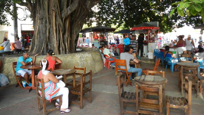 Cultuur in Cartagena