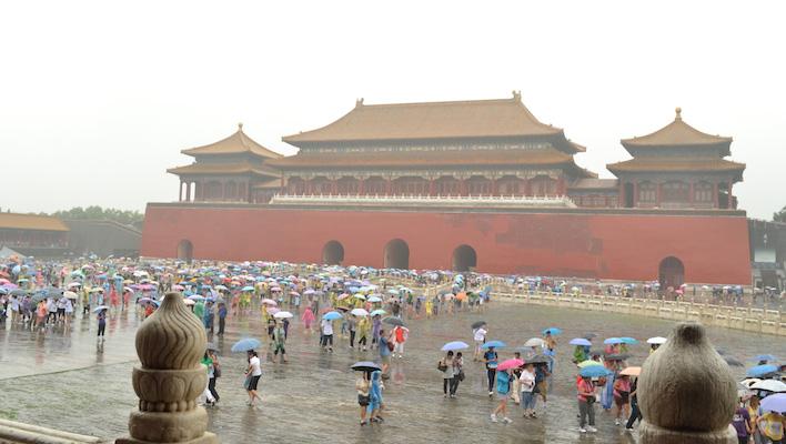 Klimaat en het weer in China