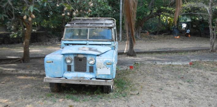Land Rover 1940