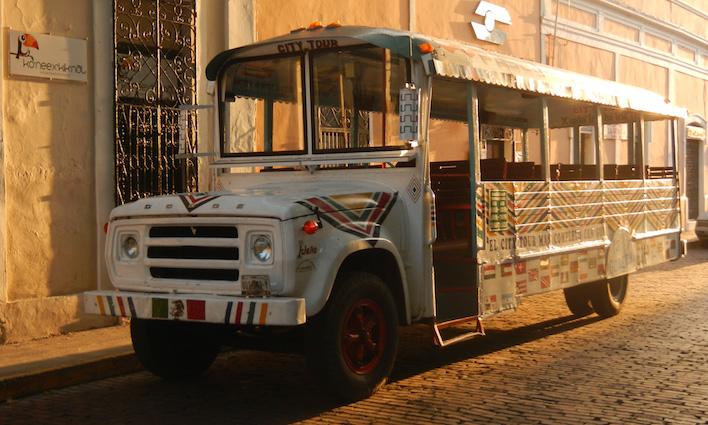 Vervoer en reizen in Mexico