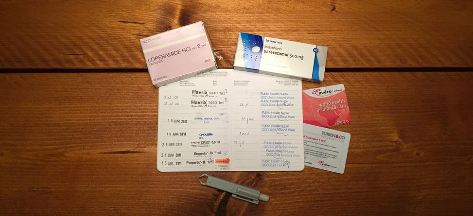 Vaccinaties en medicijnen voor China
