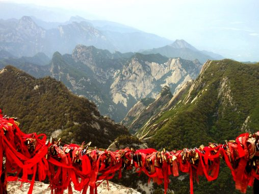 Hua Shan Panorama foto