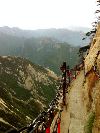 Hua Shan China