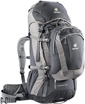 Deuters backpack