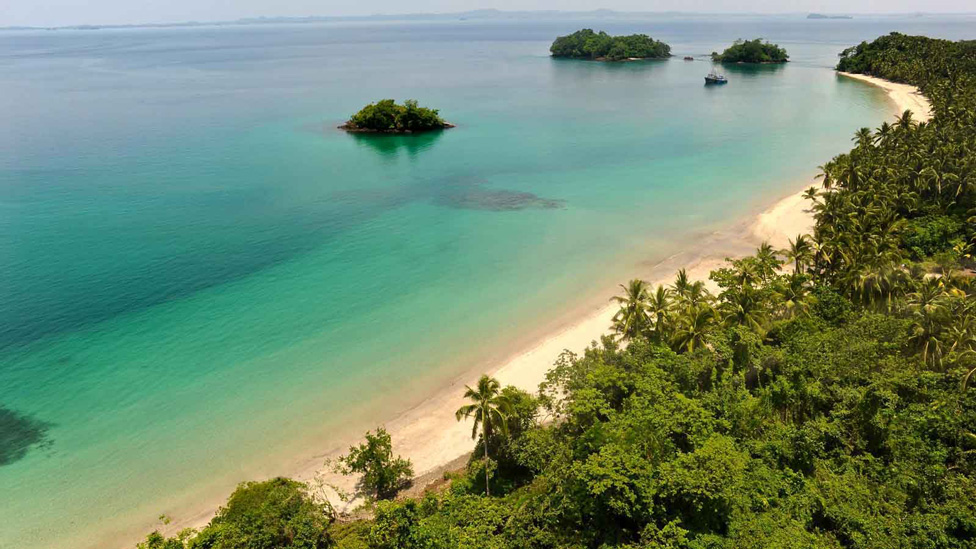 Pareleilanden van Panama