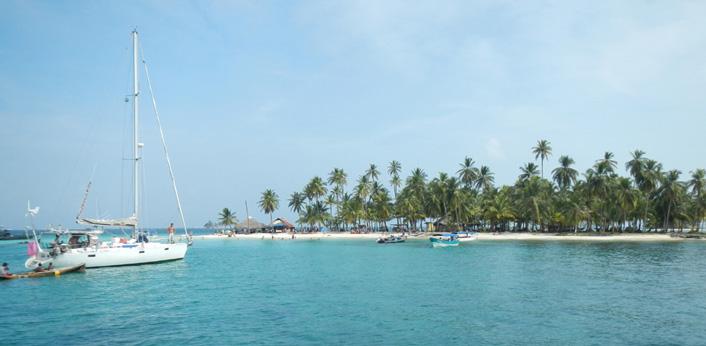 San Blas Eilanden van Panama
