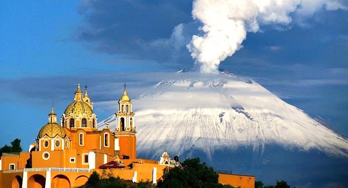 Top bezienswaardigheden Puebla