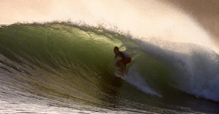 Santa Catalina surf paradijs