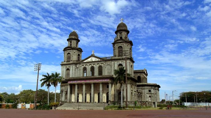 Bezienswaardigheden Managua