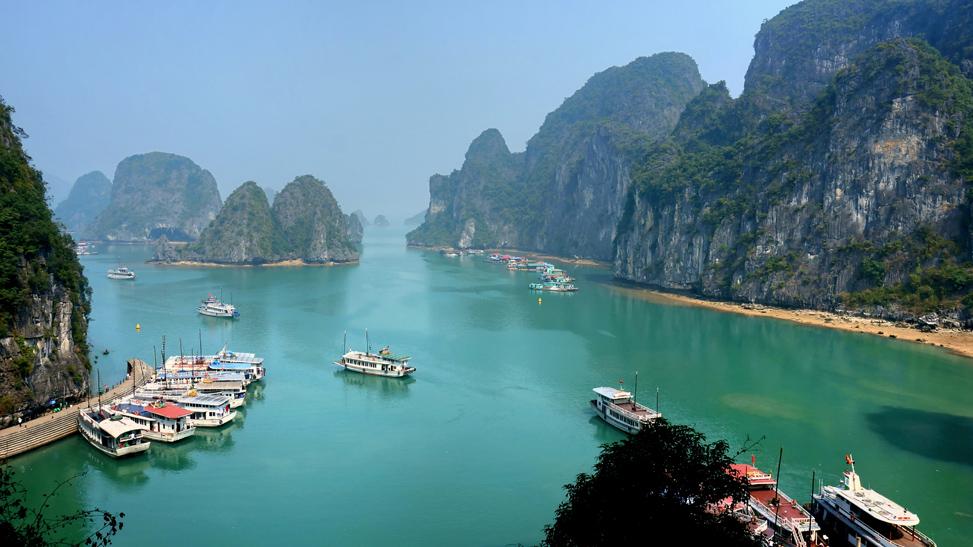 Top 10 bezienswaardigheden Vietnam