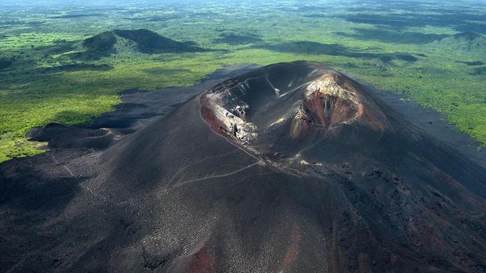 Cerro Negro Vulkaanboarden