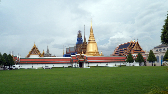 Bezienswaardigheden Keizerlijk Paleis Bangkok