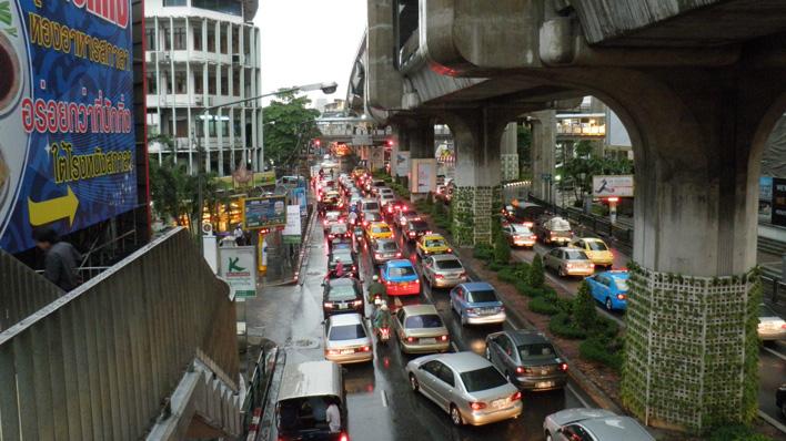 Vervoer in Bangkok