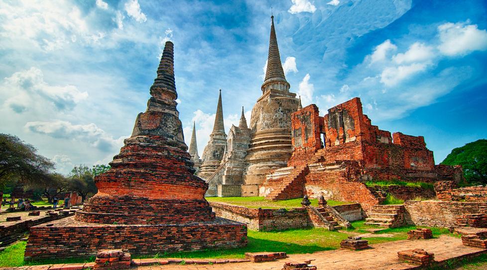 Ayutthaya rondreis