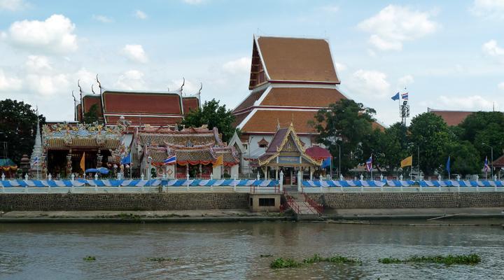 Rondtour door Ayutthaya