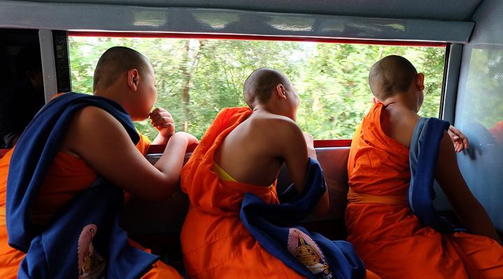 Vervoer naar Chiang Mai