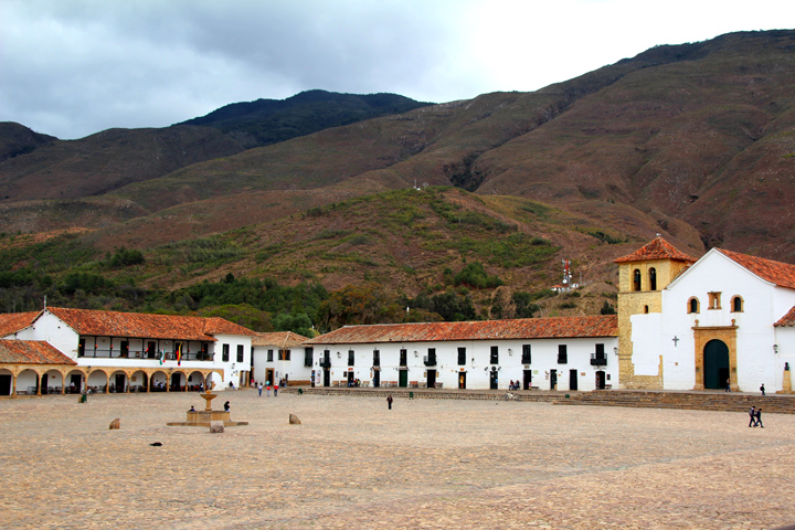 Villa de Leyva in Colombia