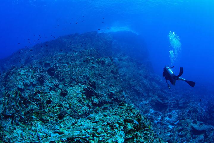 Duiken Similan eilanden