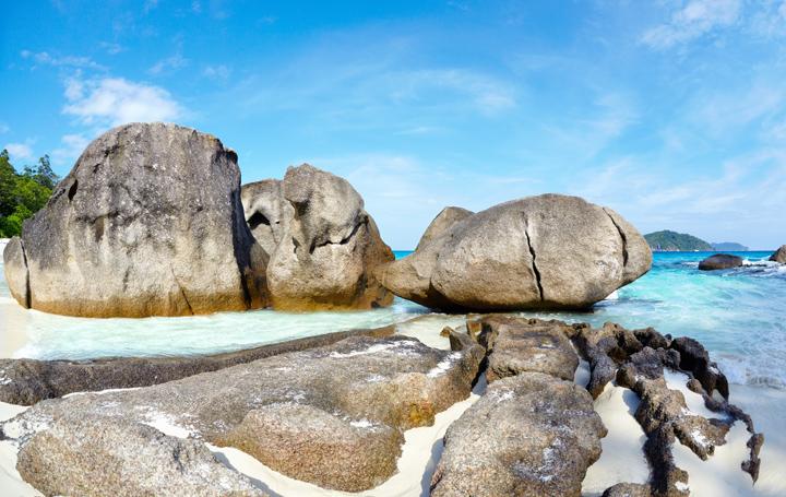Koh Similan eiland