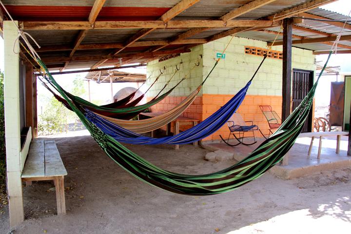 Overnachten in Tatacoa