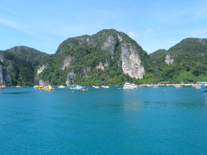Koh Phi Phi baai