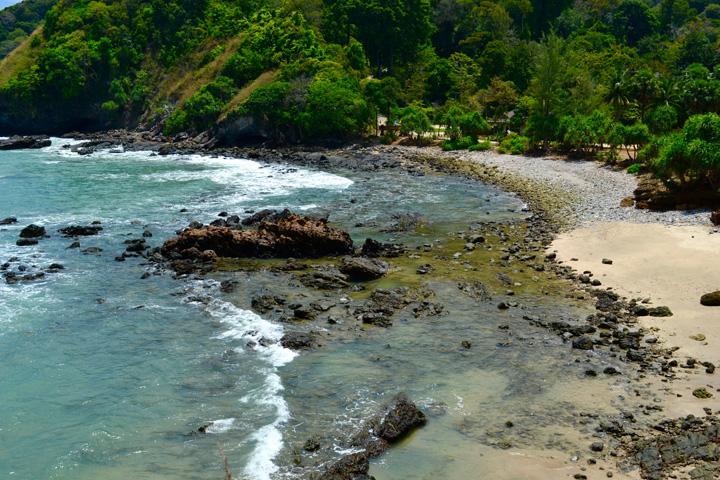 Rock Beach Koh Lanta